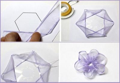 Tự chế bookmark hoa xinh yêu bắt mắt 9