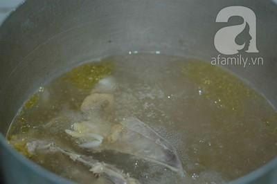 Cách nấu bún thang chuẩn ngon đúng vị 12