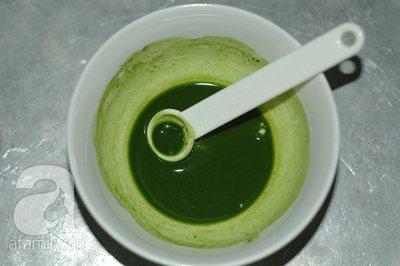 Cách làm sữa chua trà xanh cực ngon cho hè này 7