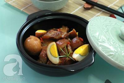 Học Christine Hà cách kho thịt cực đỉnh! 19