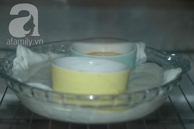 Trổ tài làm bánh flan dừa mát lịm thơm phức 15