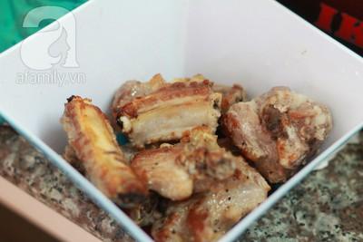 Học Elly Trần cách làm sườn chiên sả ớt cực ngon 13