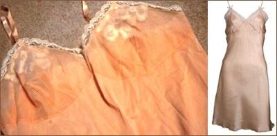 Tự may đầm hoa xinh yêu từ váy ngủ cũ 6