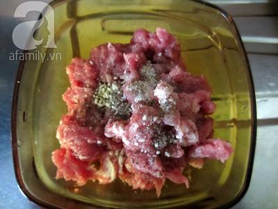 Khoai tây xào thịt băm giản dị mà ngon 8