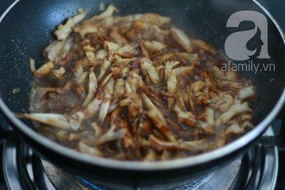 Trời lạnh ăn cá cơm kho xoài thật tuyệt! 12