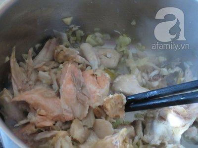 Nóng hổi ngọt thơm món canh cá nấu thì là 13