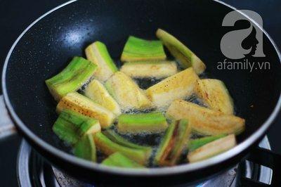 Món ngon cuối tuần: Ốc nấu chuối đậu 14