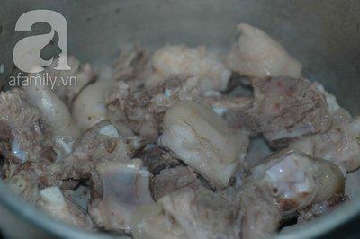 27 Tết: Tham khảo cách nấu canh măng khô siêu ngon 12