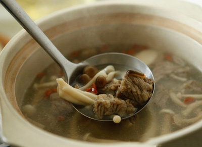 2 cách nấu canh nấm ngọt thơm hấp dẫn 17