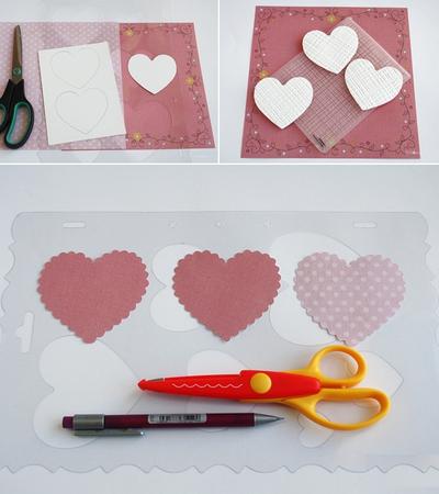 2 cách làm thiệp dễ dàng và đáng yêu cho ngày Valentine 16
