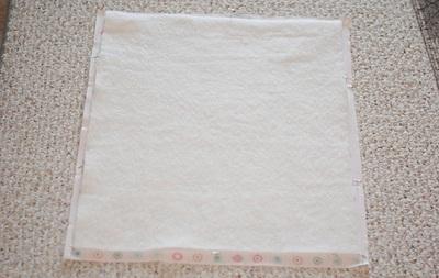 Cách làm chăn chần bông đẹp như chăn ghép vải 8