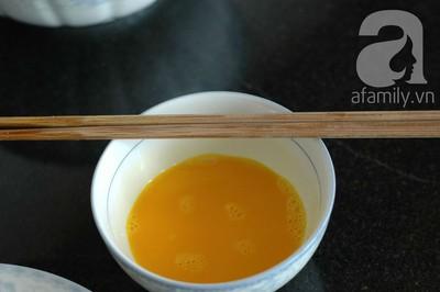Súp gà nóng hổi ngọt thơm cho bữa sáng 10