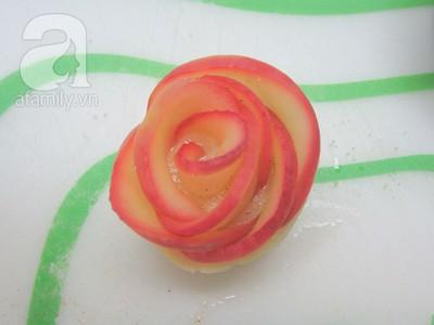 Valentine lãng mạn với tart hoa hồng đẹp mắt 18