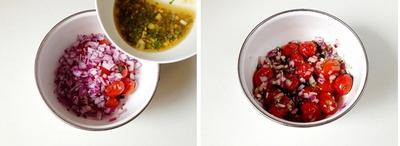 Salad cà chua sắc màu cho ngày nắng lên 9