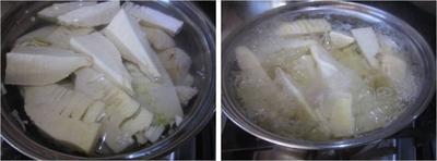 Đậm đà ngon cơm với món sườn kho măng 6