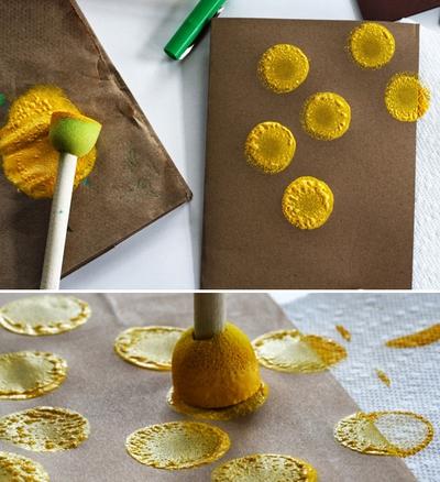 Cách trang trí túi xách, gói quà, thiệp đơn giản mà đẹp 6