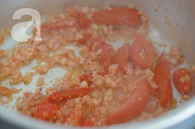 Dân dã món canh bồng khoai nấu tôm 15