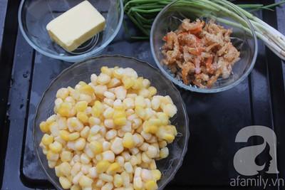 Làm món bắp xào cực ngon ăn vặt trong ngày giao mùa 3