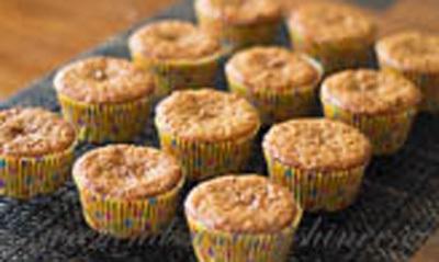 Mềm thơm hấp dẫn món bánh cupcake cà rốt 15