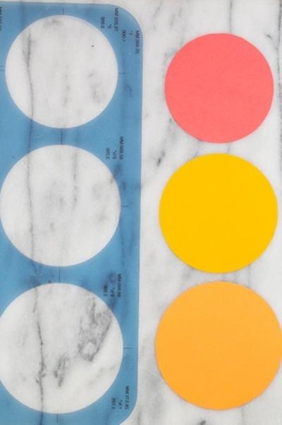 Khéo tay làm bộ tranh trái cây sắc màu trang trí nhà thêm ấn tượng 5