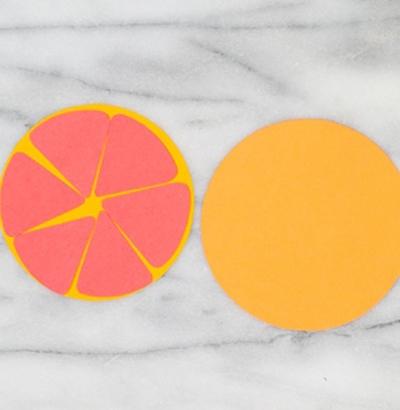 Khéo tay làm bộ tranh trái cây sắc màu trang trí nhà thêm ấn tượng 7