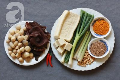 Đầu tháng ăn chay ngon với đậu phụ kho kiểu Huế 3