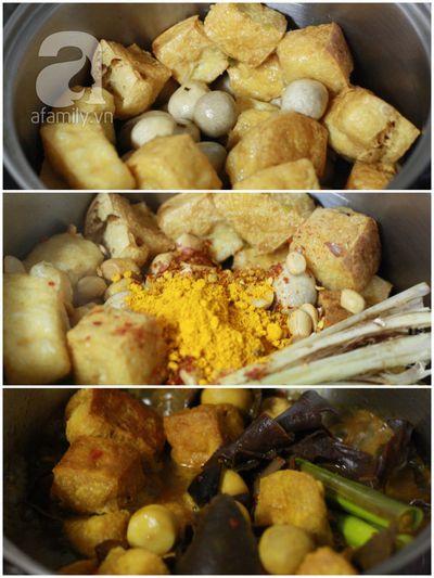 Đầu tháng ăn chay ngon với đậu phụ kho kiểu Huế 10