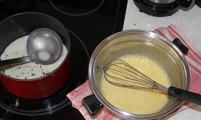 Làm kem vani mát lạnh giải nhiệt hè về 9