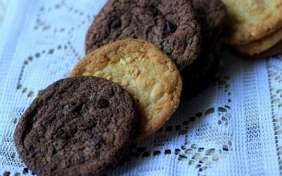 Chỉ 1 công thức làm 2 loại bánh quy cực ngon! 17