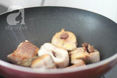 Canh cá nấu măng cho bữa tối ngon cơm 10