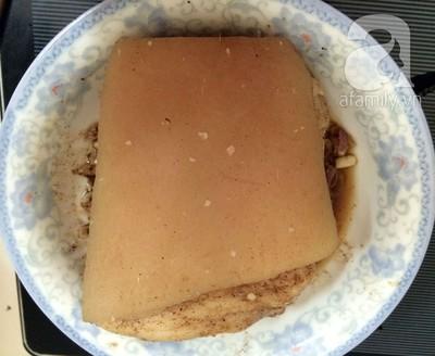 Không cần lò nướng, làm thịt heo quay giòn bì siêu ngon! 11