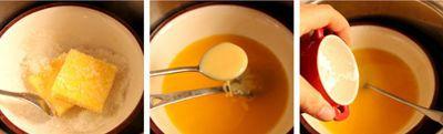 Bánh bao nhân trứng muối đậm đà lạ miệng 9