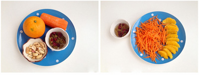 Salad cam làm dễ ăn ngon! 4