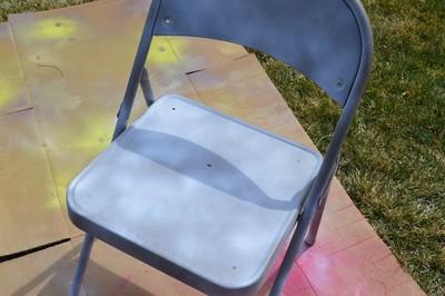 Khoác áo mới cho ghế cũ thật bắt mắt! 7