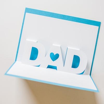 2 cách tự làm thiệp xinh dành riêng cho ngày của Cha 18