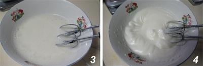 Xốp mịn món bánh chiffon kẹp mứt 6