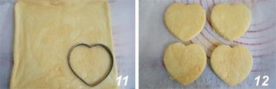 Xốp mịn món bánh chiffon kẹp mứt 13
