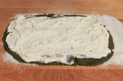 Dùng lò vi sóng làm bánh mochi trà xanh ngon, đẹp 15