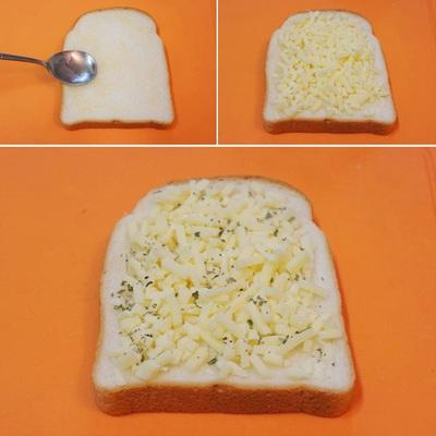 2 cách làm bánh mỳ sandwich cho bữa sáng thơm ngon 5