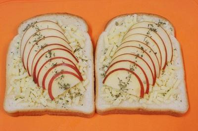 2 cách làm bánh mỳ sandwich cho bữa sáng thơm ngon 7