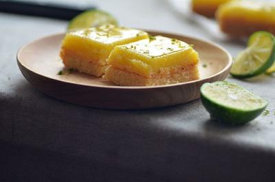 Chua thơm hấp dẫn món bánh chanh 18