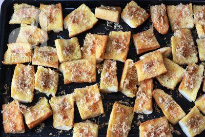 Bánh mì bơ ruốc siêu tốc ăn sáng ngon tuyệt đỉnh! 14