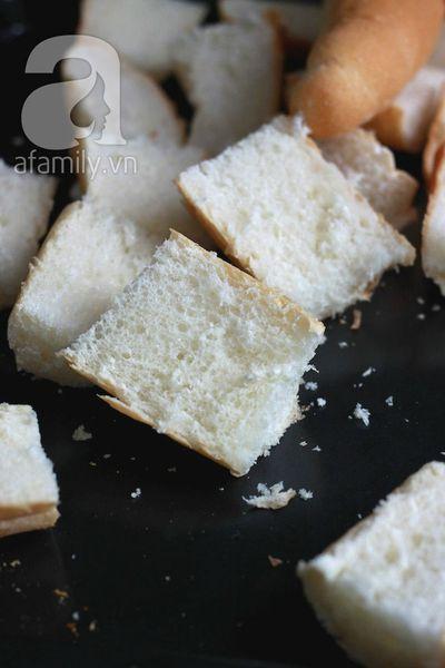 Bánh mì bơ ruốc siêu tốc ăn sáng ngon tuyệt đỉnh! 5