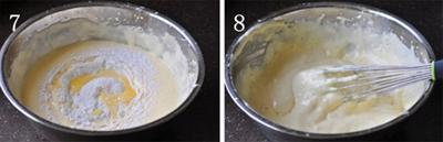Làm bánh cupcake chanh xốp mềm mà không cần lò nướng 10
