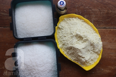 Cách làm bánh đậu xanh dừa thanh mát tuyệt ngon 3