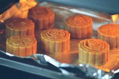 Cách làm bánh trung thu thật thơm ngon 16