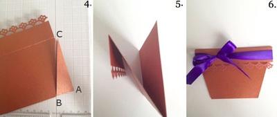 Tự chế thiệp hoa tulip rực rỡ sắc màu siêu xinh 6