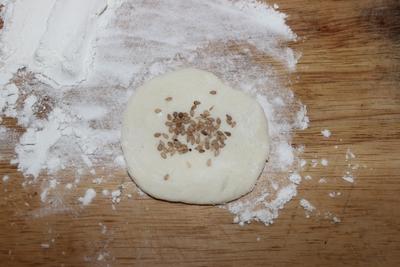 Mát trời làm bánh tiêu nhâm nhi là tuyệt nhất! 12