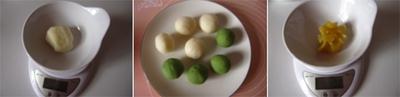 Bánh dẻo tuyết trà xanh thanh ngon hoàn hảo cho Trung thu 9