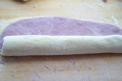 Làm bánh bao chay ngon đẹp mà dễ dàng 12